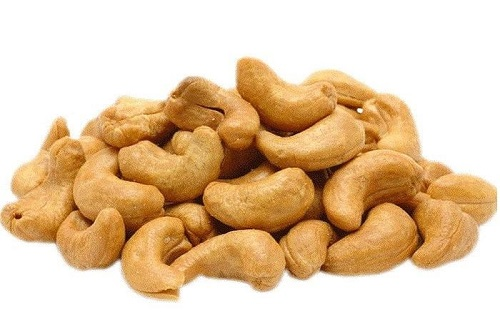 dry unsalted cashews