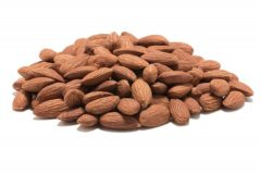 Dry Roasted Almonds with Himalayan Salt