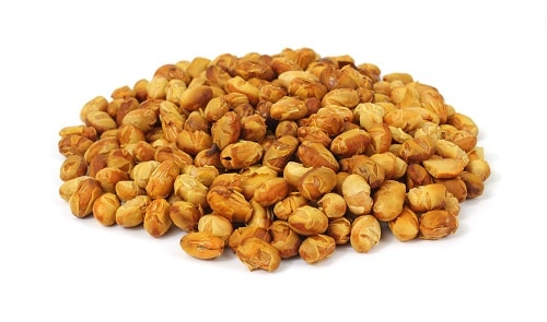 Dry Roasted Soy Nuts Salted